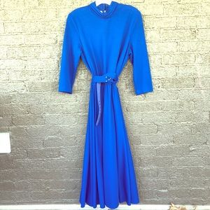 Vintage Rhodes Collection Dress